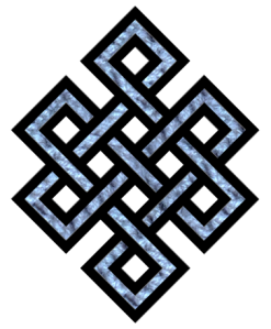 The Endless Knot, from Wikipedia