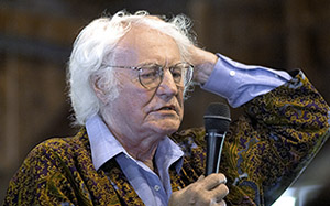 Robert Bly: photo from Wikipedia