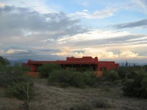 Our New Desert Home & Center