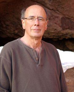 Dennis Lewis in Papago Park