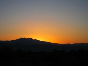 Sunrise Welcoming